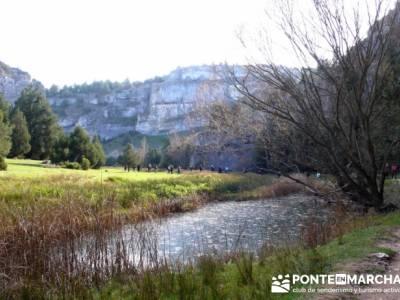Cañón del Río Lobos - Senderismo Cañón del Río Lobos - actividad fin de semana; excursiones de